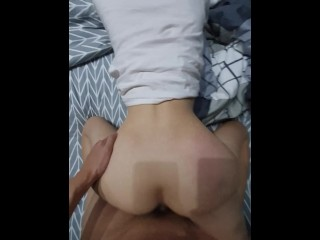 Amateur Taiwan Asian Chinese Young Student Teen Homemade Doggy 4
