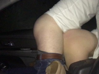 Sexy female friend has lovely automobile intercourse, entrance seat banged with best possible large ass