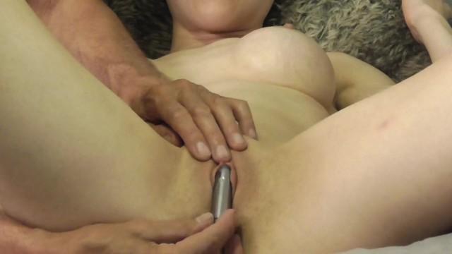Velký sýkorka lesbický nůžky