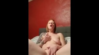FUCK ME INSTRUCTIONS-HOME ALONE REDHEAD MILF
