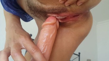 Prelude DILDO SHOW goes into ROUGH SEX and CumShot