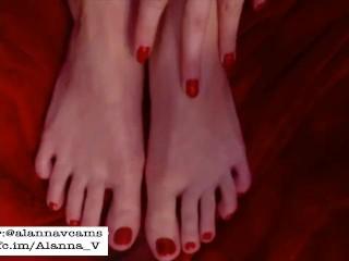 Sexy Feet Seduction