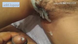 Hairy Milf Gangbang