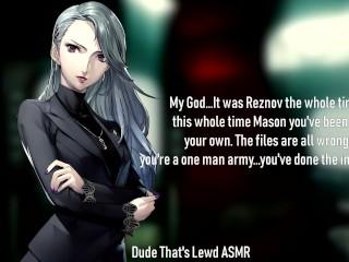 THE NUMBERS MASON Black Ops Lewd ASMR