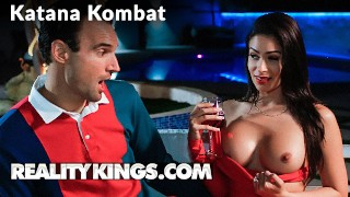 Reality Kings - Bored Latina housewife Katana Kombat cucks her beta husband