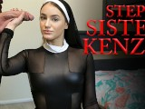 StepSiblingsCaught - Caught Sinning With Step Sister Kenzie S11:E3