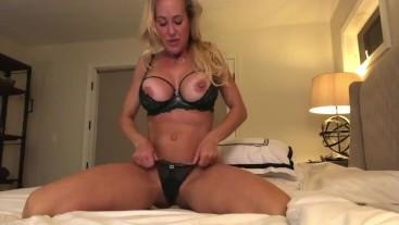 Milf Serves her Man
