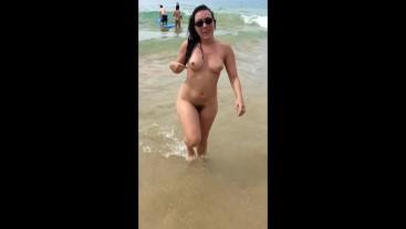 Play At The Nude Beach - Sinn Sage