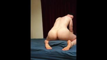 Boy on Bed 4
