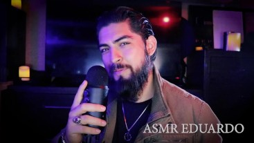 ASMR - First Time We Had Phone Sex Ft. Handsome Straight Bearded Man