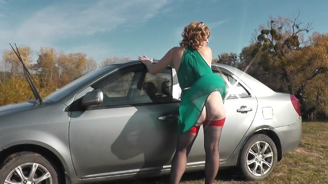 Naked men car wash Sexy car wash . woman milf under dress without panties outside washes car