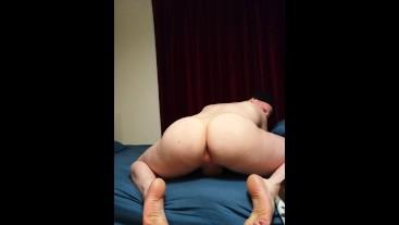 Boy on Bed 2