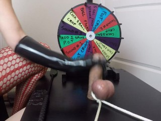 Wheel Of Misfortune Take He Loves Ball Flicks HaHaHa