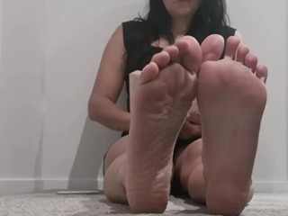 Foot Soles and Whispers mins long
