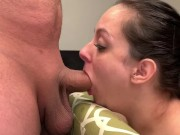 Mom Tied To a Chair and Face Fucked Like A Whore. Oral Cumshot