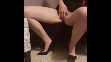Tall Heels, Tiny Dress, Tight Pussy