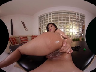 SinsVR – 180 VR Porn – Polly Pons – Oiled Hard Body