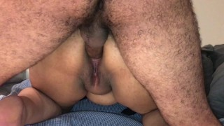 Big Ass Pregnant Wife Painful Anal-Best Anal porn Ever !