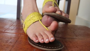 Goddess JMACC - Summer shoes is good for teasing slaves (Trailer)