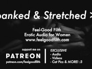 Reminding You Who Owns your Pussy + Hitachi Wand (Erotic Audio for Women)