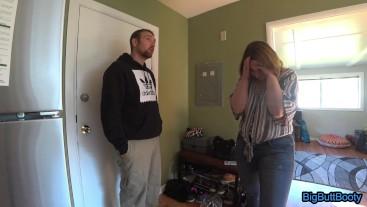 Electrician Impregnates BBW Pussy (FULL VIDEO)