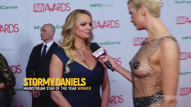 Dailymotion naked news hot Naked news at the 2019 avn awards