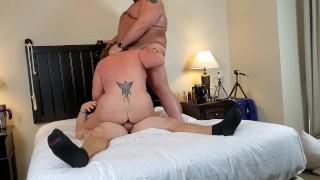 Hotwife Brenda loves riding big cock!