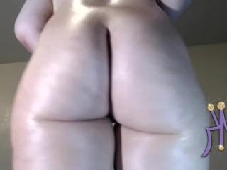 Ass Flexing Making Ass Clap