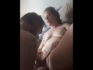 Canadian MILF gets intense fisting