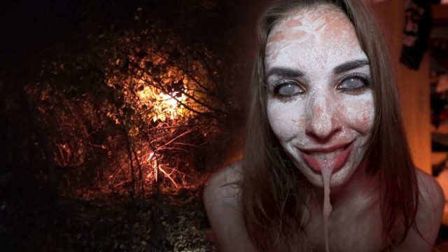 Haunted sex Halloween2019 - the haunted forest - sweet bunny