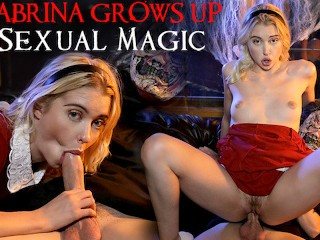 Sabrina The Teenage Witch's Magical Halloween Hook Up