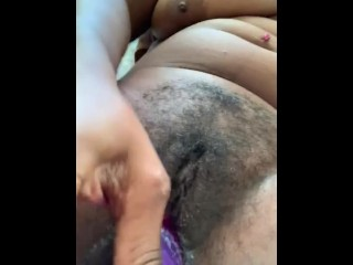 She fucked herself while I was at work