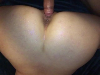 He couldn't handle my wet pussy – iEvie