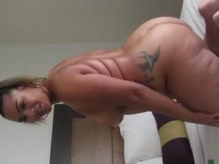 BBW Oil Massage Fantasy