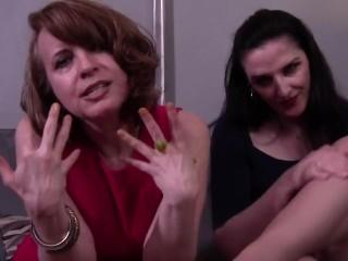 Pandora and Carolines Paose Domination