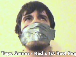 Duct tape games boy reds first reel request...