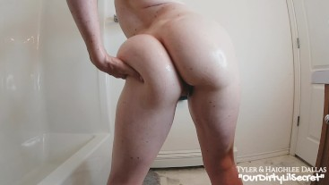 Haighlee Dallas Ass Clapping n Booty Shaking - OurDirtyLilSecret