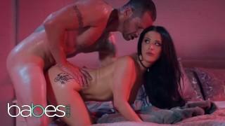Babes - Big tit inked goth Katrina Jade gets kinky with big dick Jay Snakes