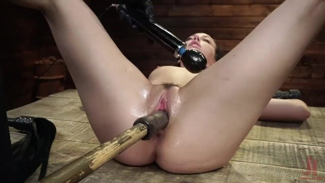 Whitney Wright: Sexy Slut Begs to Suffer in Grueling Bondage