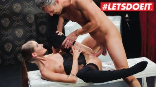 LETSDOEIT – Smoking Hot Teen Tiffany Tatum Fantasy Fucked By Her Lover