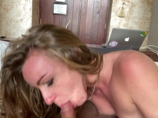 VACATIONS SEX- I RIMMING , SUCKING & FINGERING HIS ASS UNTIL HE COME