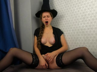 Your Halloween witch scary squirt CatherineRain