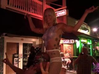 Night Of Debauchery On Duval Street Fantasy Fest