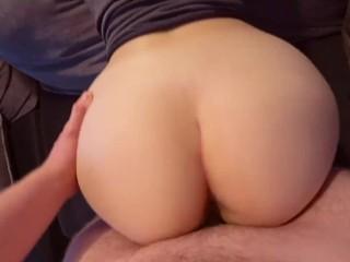 with a big ass fucks