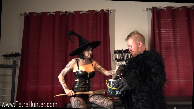 Dallas bdsm munch Trick or treat with mistress petra