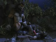 H0rs3 Animation - werefox and Zax