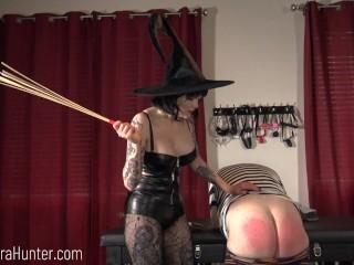 Halloween Punishment Beatings