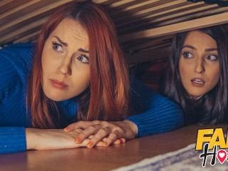 Skončili zaseknuté pod posteľou