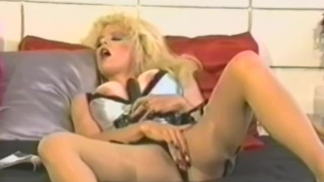 Amateur blonde mature Amateur blonde mature fucks herself with a toy