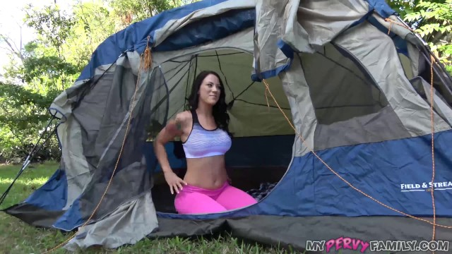 Music in american pie naked mile - Brother and stepsister fuck in tent during family camping trip